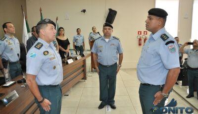 Confira as FOTOS da troca de Comando da Polícia Militar de Bonito (MS)