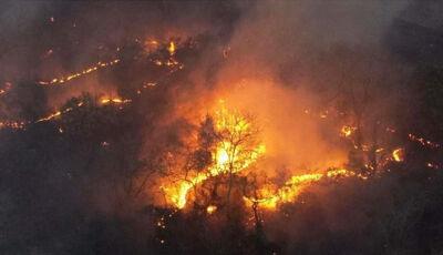 Bonito na lista, Governo de MS pede apoio aéreo para combater queimadas em 9 municípios