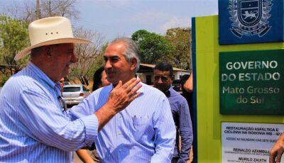 Governo vai pavimentar rodovia que liga Norte do MS ao Pantanal e Bonito (MS)