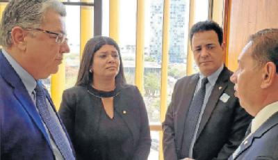 Rose pode ser nova presidente do PP em Mato Grosso do Sul