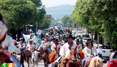 Cavalgada de Bonito (MS) ocorre neste domingo (29); saiba como participar