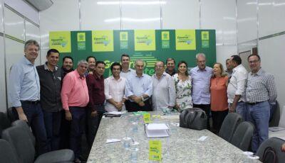 Prefeito e vereadores oficializam pedido para construção de Rod. do Turismo e Anel Viário em Bonito