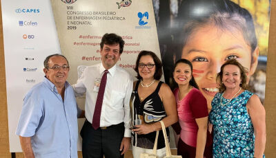 Prefeito encontrou-se com Ministro da Saúde nesta sexta-feira em Bonito (MS)