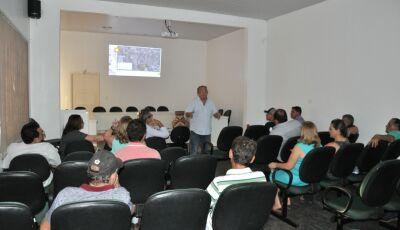 BONITO: População e vereadores dão sinal verde para urbanização de Est. Boiadeira e Rod. do Turismo