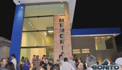 Confira as FOTOS da inauguração do Memorial Frida & Nercy Santos em Bonito (MS)