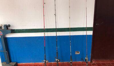 PMA autua 4 pescadores por pescar em local proibido e utilização de método de pesca ilegal em Bonito
