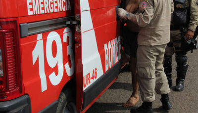 Polícia identifica homem morto ao usar celular com carregador ligado à tomada em MS
