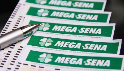 Mega-Sena sorteia R$ 30 milhões na segunda-feira