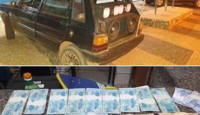 Condutor embriagado tenta suborno e é preso pela Policia Militar em Bonito (MS)