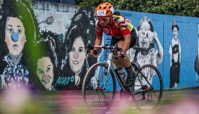 Jardinense fica em terceiro lugar no ciclismo nos JEJ Blumenau em Santa Catarina
