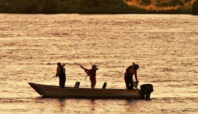 Pesca terá mudança definitiva na próxima semana em MS
