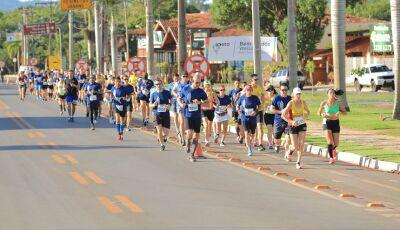 Com expectativa de mais de 1 mil atletas, acontece em dezembro a Meia-maratona Bonito 21K