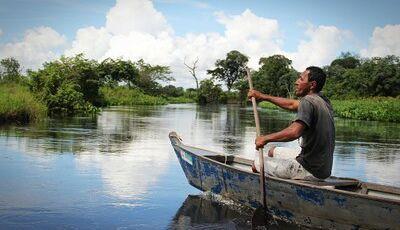 Pantanal, comunidade pantaneira poderá pescar e coletar iscas para sobrevivência