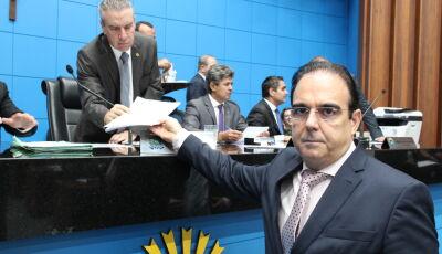 Com 17 assinaturas, Felipe Orro apresenta requerimento para instaurar CPI contra Energisa