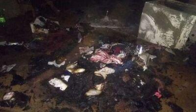 Mulher não reata casamento e tem casa incendiada pelo ex-marido