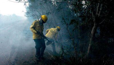 União reconhece emergência em áreas afetadas por incêndios em Bonito (MS)