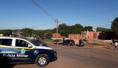 Homem tem escritório furtado em Bonito; polícia faz buscar para encontrar ladrão