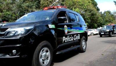 EM BONITO: fazendeira viaja e criminosos fazem 'limpa' em propriedade rural
