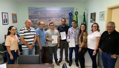 Mais 3 novos servidores concursados são empossados na prefeitura de Bonito (MS)
