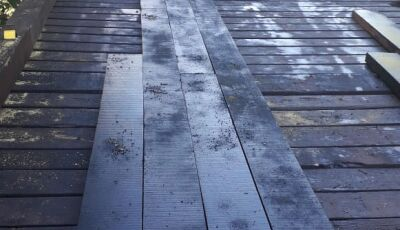 BONITO: Tráfego sobre ponte do Rio Anhumas tá liberado, ponte foi reformada, reforçada e mais segura