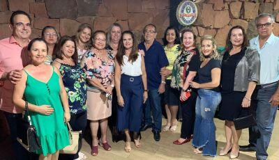 Confira algumas FOTOS do ato de filiação do PSDB em Bonito (MS)