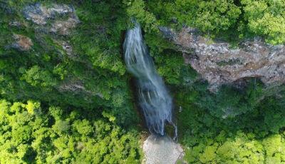 ESPECIAL IDB: conheça a maior cachoeira do Estado e a nova trilha do passeio Boca da Onça Ecotour