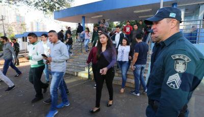 Governo divulga classificação de aprovados em concursos para a PM e Bombeiros