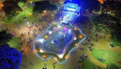 Programação depois da 'virada' continuará e terá Zumba com Zin de CG e Zin Marlei na Praça em Bonito