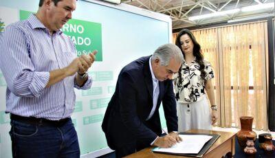 Reinaldo Azambuja libera R$ 6 milhões do FIC para projetos de arte e cultura em 2020