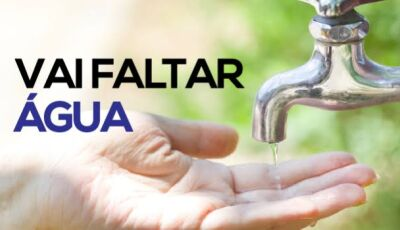 Sanesul informa os bairros que podem ficar sem água até às 18h em Bonito (MS)