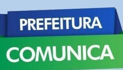 Prefeitura está de recesso, confira o que vai funcionar nesse período em Bonito (MS)
