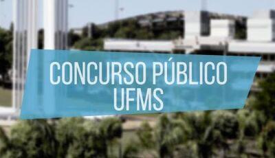 UFMS abre inscrições para concurso com salários de até R$ 10 mil