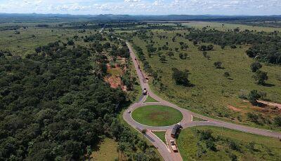 Bonito: asfalto da Estrada do Curê beneficia Bodoquena e o Pantanal como rota de turismo do Mercosul
