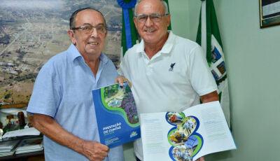Prestando contas, Prefeitura lança revista divulgando ações realizadas entre 2017 e 2019 em Bonito