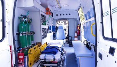 Prefeitura licita a compra de uma ambulância UTI tipo D em Bonito (MS)