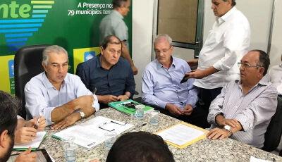 Reinaldo Azambuja anuncia mais obras dia 6 para Bonito (MS)