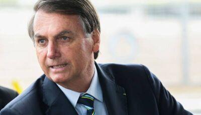 Bolsonaro diz que Congresso terá projeto para barrar taxa na energia solar
