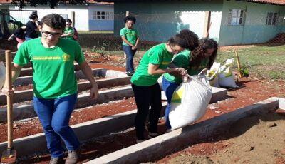Iniciativas de Escolas Estaduais beneficiam o meio ambiente