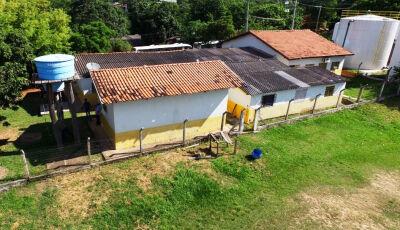 Prefeitura de Bonito construirá 3 salas de aula e 1 refeitório em Águas do Miranda