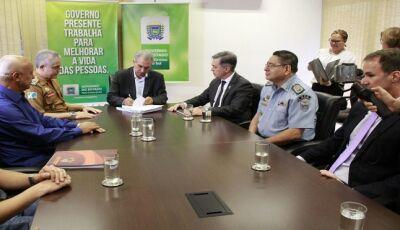 Governador estende prazo de regra previdenciária para PM e Bombeiros
