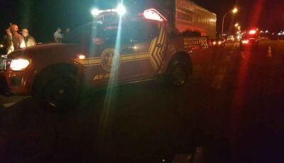 Mulher sai em surto de motel e morre ao ter mal súbito na BR-262 em Campo Grande