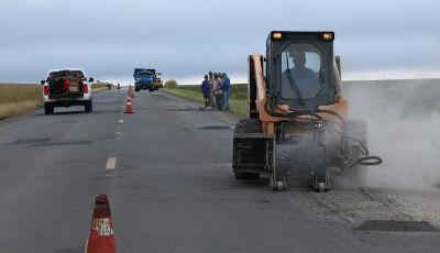 Obras na MS-306 vão gerar empregos e movimentar economia de Costa Rica, Cassilândia e Chapadão