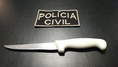 Polícia Civil prende açougueiro que ameaçou personal trainer em Bonito