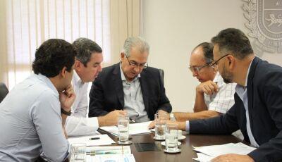 Governo traça metas de investimento para Bonito (MS)