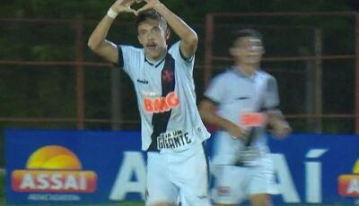 Vasco vira sobre Goiás e pegará o Grêmio nas quartas de final da Copa São Paulo