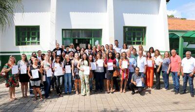 Confira lista e fotos dá posse dos 40 aprovados no Concurso Público em Bonito (MS)