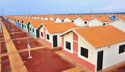 Governo do Estado e Prefeitura vão construir mais 150 casas, veja como participar em Bonito (MS)
