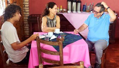 Prosa & Segredos  trás  entrevista e poema inédito de Ingra Lyberato escrito no Pantanal