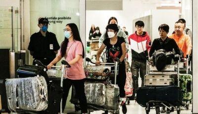 Mortes por coronavírus passam de 400 na China