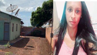 Mulher é assassinada pelo namorado com mais de 20 facadas na frente da filha em MS